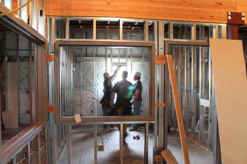 Construction Carpentry Contractor