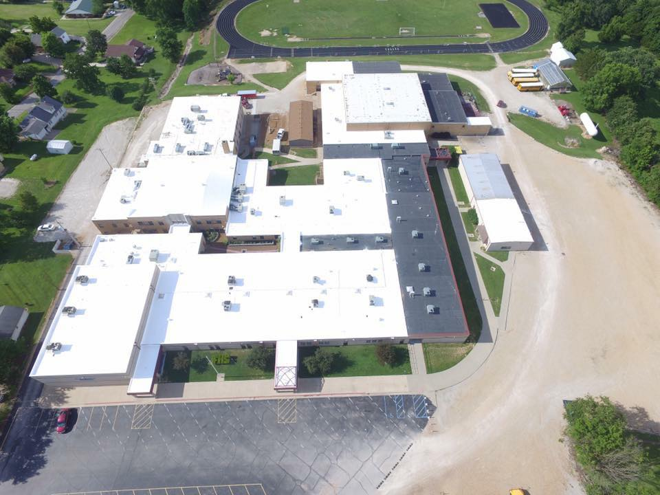 Commercial Seamless Roofing Service in Columbia, MO