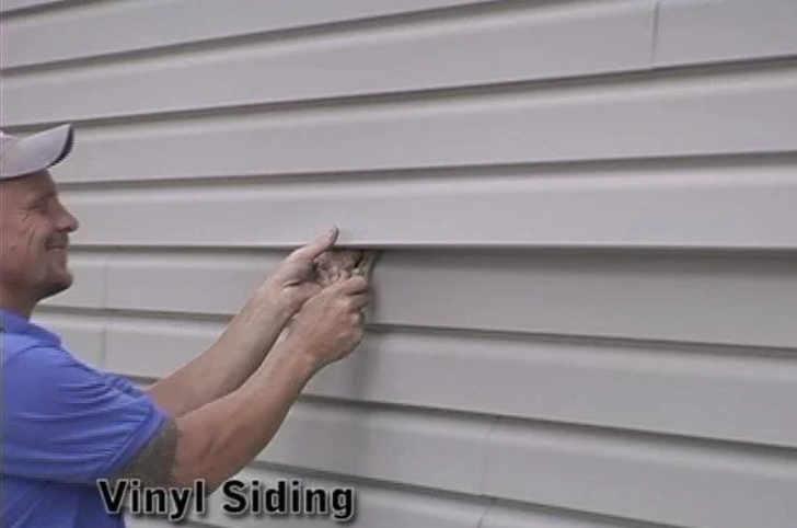 Vinyl Siding Installation & Repair