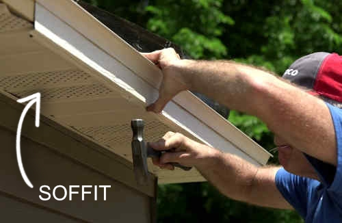 Get Rid Of Soffit Repair Problems Once And For All Roof Lux