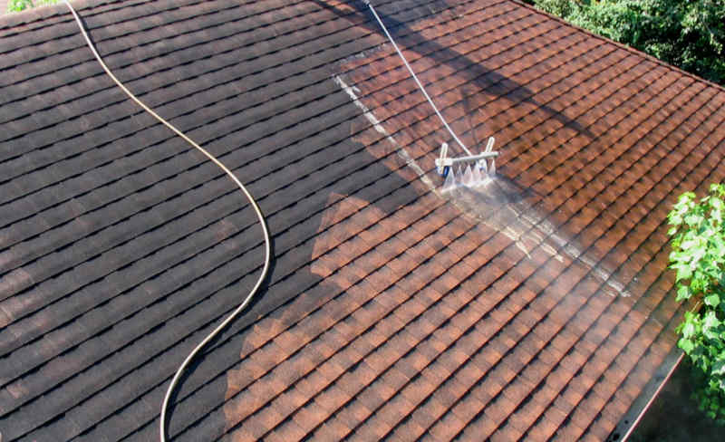 how to clean roof shingles - Lake Ozark MO
